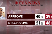 Half of US weary of Obama's ISIS job: poll