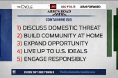 Abby's 5-point-plan on how to contain ISIS