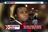 Michael Brown: Two months later