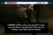 NYPD officers caught on tape