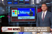 Microsoft CEO apologizes for women comment
