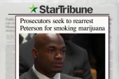 Adrian Peterson in more hot water over weed?