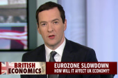 How Eurozone slowdown impacts the UK