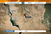 ISIS gaining ground in Kobani