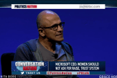 Tech CEO tells women not to ask for raises