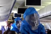 The Ebola crisis gets politicized