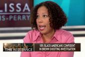 Ferguson's racial divide