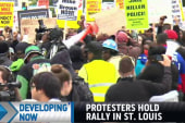 Four days of protests underway in St. Louis