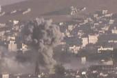US conducts more airstrikes around Kobani