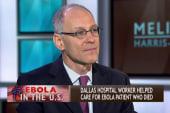 Minimizing risk for those treating Ebola