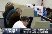 SCOTUS gives mixed rulings on voter ID laws