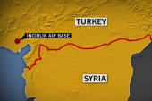 Will Turkey agree on using base for strikes?