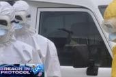 'Breach in protocol' in handling Ebola