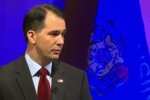 Scott Walker stumbles in debate