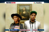 Beyoncé and Jay Z: Dangerously in Louvre