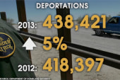 New numbers show rise in deportations