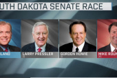 Midterm Senate races: KS & SD wildcard states