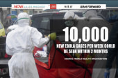 WHO: Nearly 9,000 Ebola cases in W. Africa