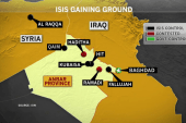 Sectarian split complicates war against ISIS