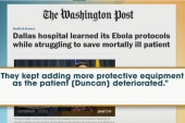 Protocol in question over new Ebola case