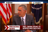 Obama: CDC 'SWAT teams' needed in Ebola fight