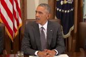 Is Obama leading on Ebola?