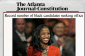 Record number of black candidates running