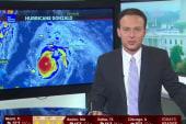 Hurricane Gonzalo gathers strength