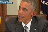 Obama: we are taking Ebola, 'very seriously'