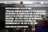 How a Texas hospital failed on Ebola response