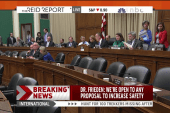Words of day after Ebola hearing: 'Travel...