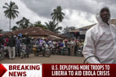 Fighting Ebola on a global level
