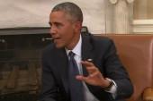 Obama makes a statement on Ebola