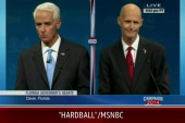 Scott, Crist in full spin mode after #fangate