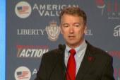 Rand Paul walks the line on voter ID
