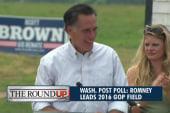 Poll: Mitt Romney leads 2016 GOP field