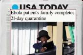Dallas family Ebola-free after quarantine