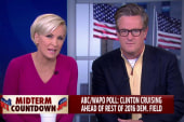 Joe: Hillary suffers from lack of challenger