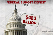 Deficit levels: The good news and the bad...