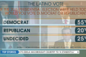 Latino voters lean left in new national poll
