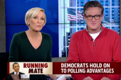 Democrats hold on to polling advantages