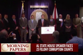 Todd: One-party state can lead to corruption