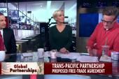 US negotiates new free-trade agreement