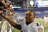 Ray Rice may soon return to the field