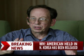 WH: American held in North Korea released
