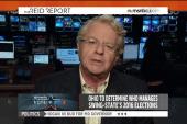Jerry Springer: 'Let's let people vote!'