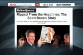 Scott Brown aims to rebrand himself