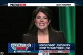 Monica Lewinsky fights cyberbulling