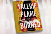 Valerie Plame returns with 'Burned'