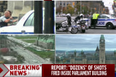 Police: 'Multiple suspects' in Ottawa...